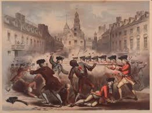 The Boston Massacre Facts