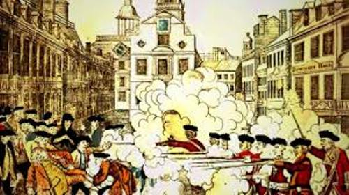 The Boston Massacre Pic