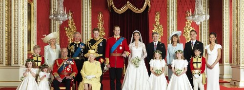 The British Monarchy Image