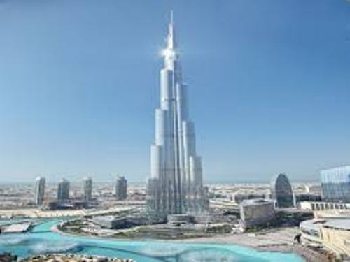 The Burj Khalifa Facts