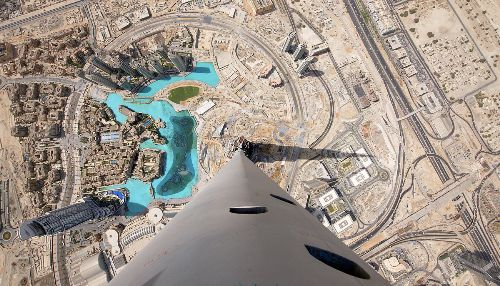 The Burj Khalifa Image