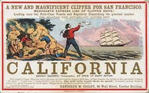 The California Gold Rush Facts