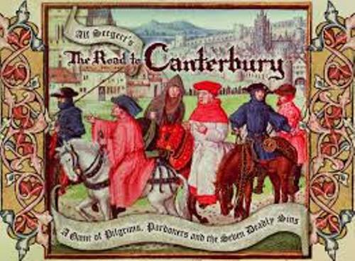 The Canterbury Tales Book