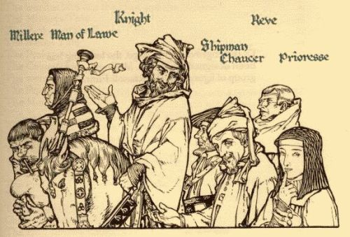 The Canterbury Tales Pic