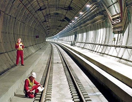 The Channel Tunnel Image