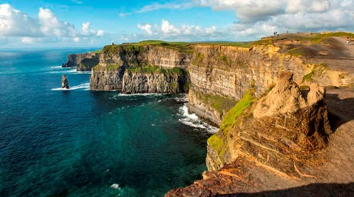 The Cliffs of Moher Image