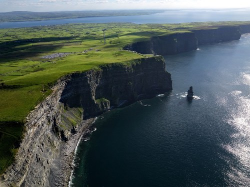 The Cliffs of Moher Pic