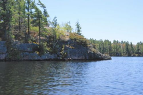 the Canadian Shield Image