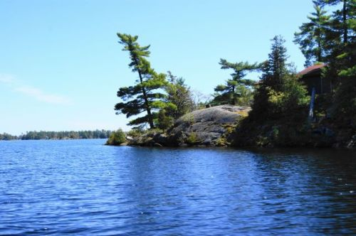 the Canadian Shield Pic