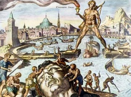 Facts about The Colossus of Rhodes