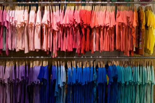 The Colour Wheel Clothes