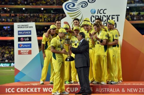 The Cricket World Cup Facts