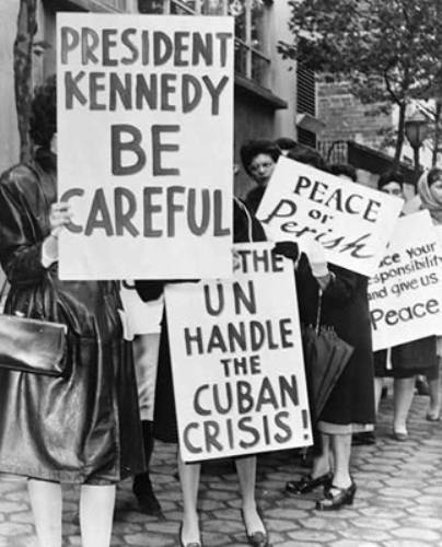 The Cuban Missile Crisis Pic