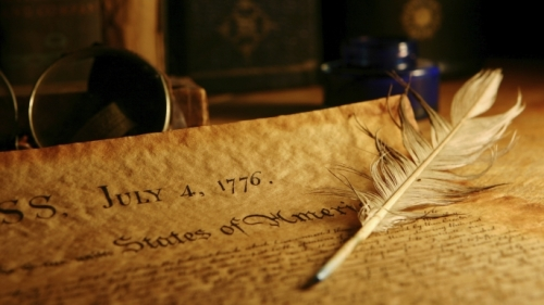 The Declaration of Independence Images