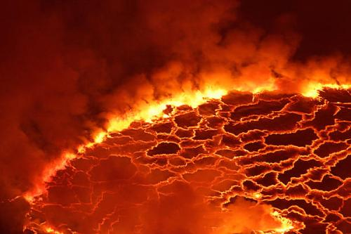 The Earth's Mantle Pic