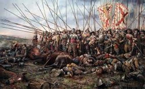 The English Civil War Pic