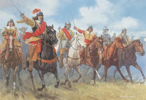 The English Civil War Pictures