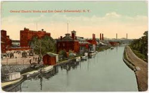 The Erie Canal Facts