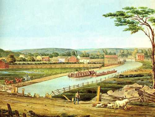The Erie Canal Pictures