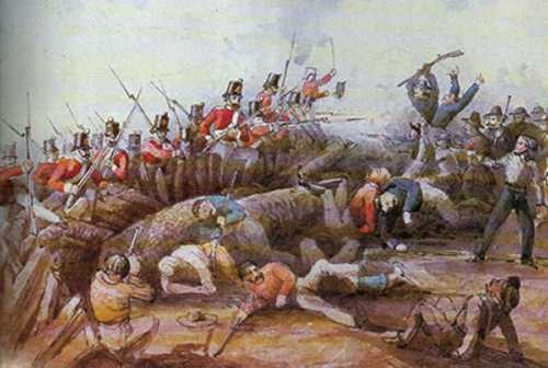 The Eureka Stockade Image