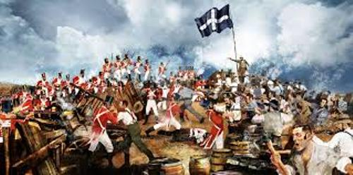 The Eureka Stockade Pic