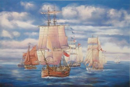 The First Fleet Facts