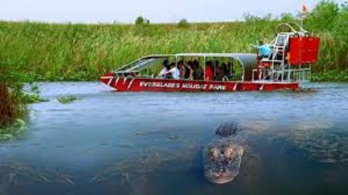 Florida Everglades Recreation