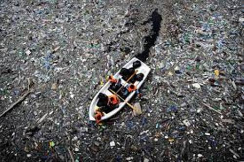 Great Pacific Garbage Patch Images