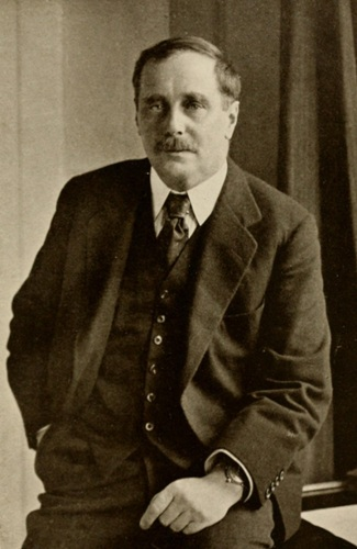 H.G. Wells Facts