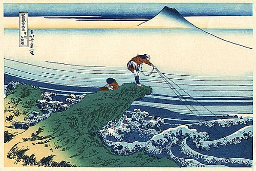 Hokusai Facts