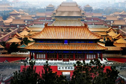 The Forbidden City Images