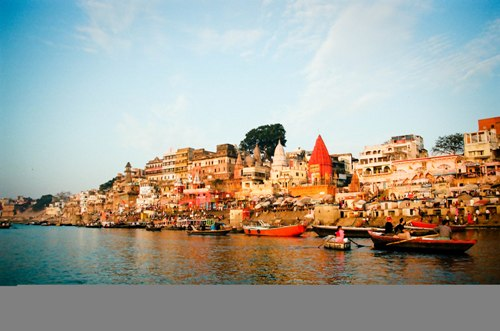The Ganges River Images