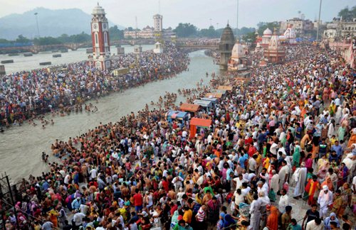 10 Interesting the Ganges River Facts - My Interesting Facts