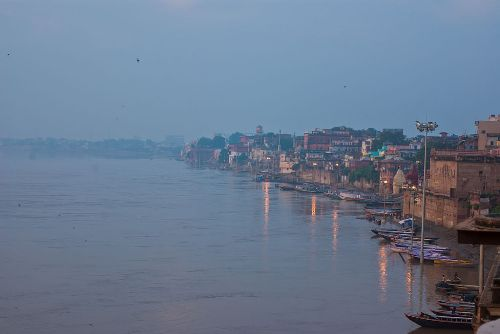 The Ganges River Facts