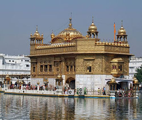 The Golden Temple Facts