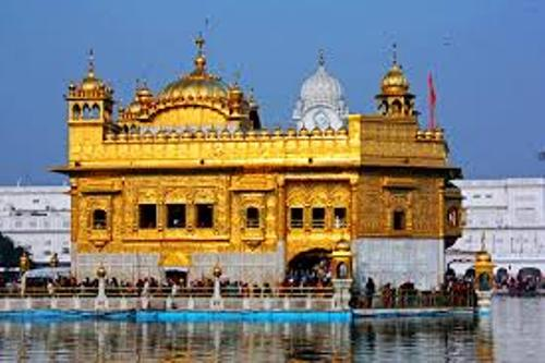The Golden Temple Images