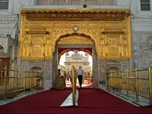 The Golden Temple Pictures