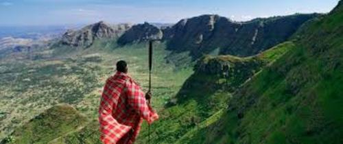 The Great Rift Valley Pic