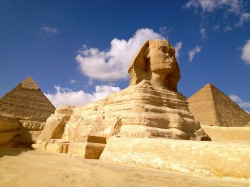 The Great Sphinx of Giza Images