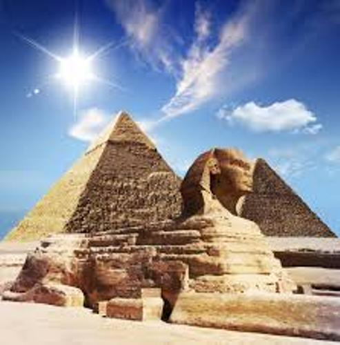 The Great Sphinx of Giza Photo