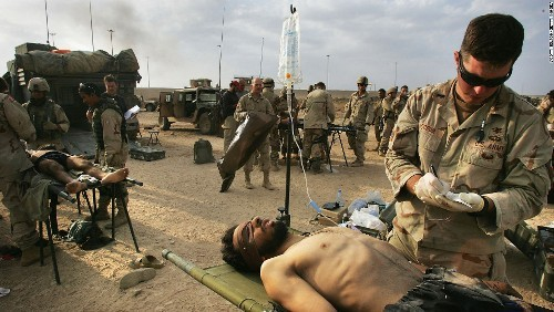 Iraq War Images