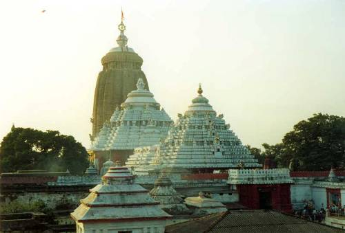 Jagannath Temple Facts