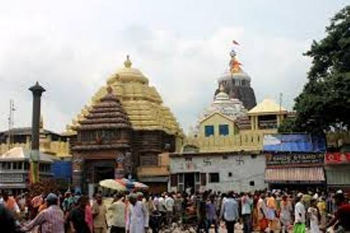 Jagannath Temple Image