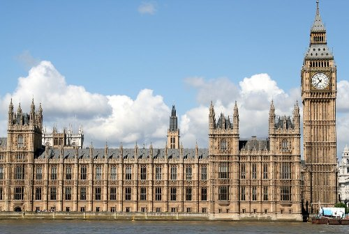 The Houses of Parliament Facts