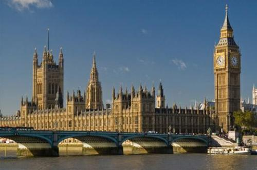 The Houses of Parliament Pic
