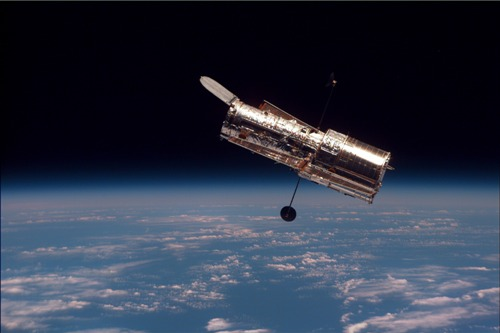 The Hubble Space Telescope Pictures