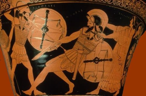 The Iliad Images