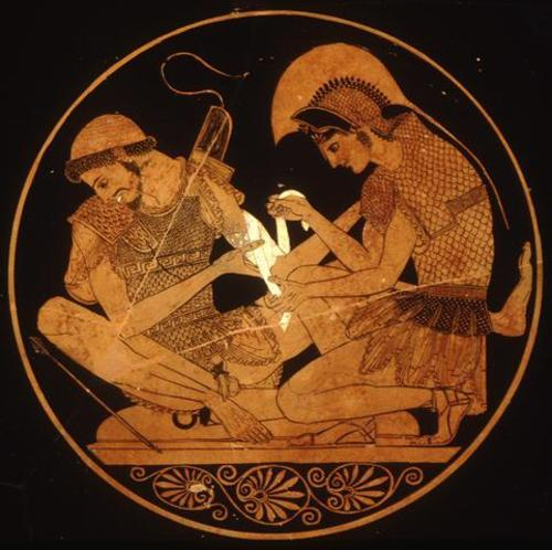 The Iliad Pictures