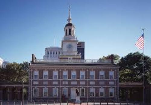 The Independence Hall Pic