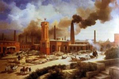 The Industrial Revolution Images